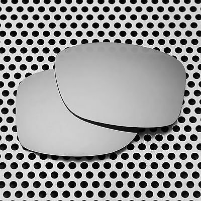 New Volt Polarized Silver Replacement Lenses for Oakley Jupiter Squared
