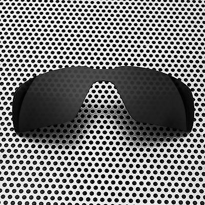 New Volt Polarized Black Replacement Lenses for Oakley Probation