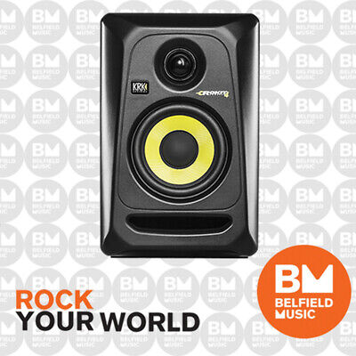 KRK Rokit 4 Studio Monitor G3 Powered Speaker Generation 3 - BNIB - BM