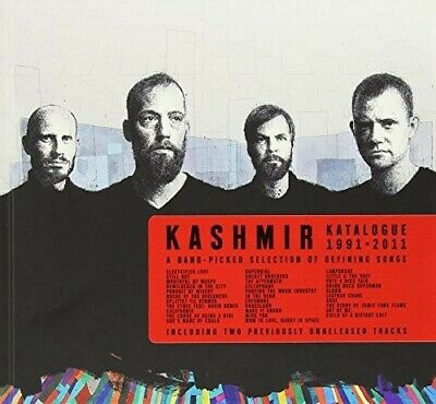 Katalogue 1991-11 - 2 DISC SET - Kashmir (2015, CD NEUF)