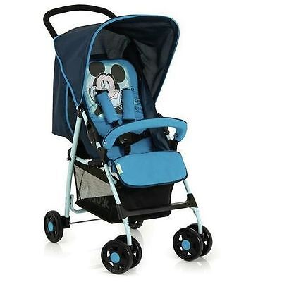 MICKEY MOUSE Poussette Canne Sport