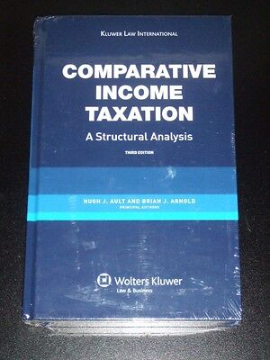 COMPARATIVE INCOME TAXATION Structural Analysis by Ault & Arnold 3e 2010 NEW