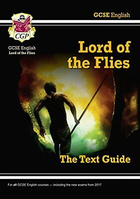 Grade 9-1 GCSE English Text Guide - Lord of the Flies ... by CGP Books Paperback