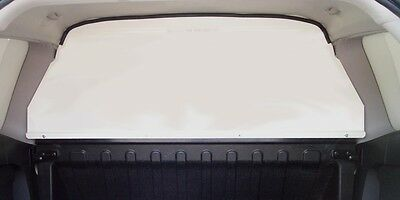 Van Guard Ford Fiesta Van 2003-2008 Solid Bulkhead Safety Protection Exterior