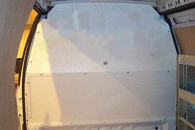 Van Guard Dispatch Scudo Expert 2004-2007 Full Steel Solid Bulkhead Safety