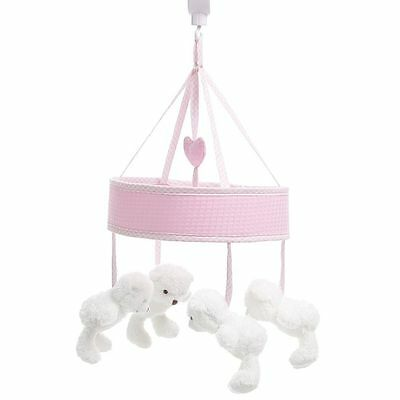 Obaby B is for Bear Musical Cot Mobile (Pink)