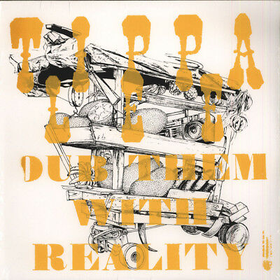 Tippa Lee - Dub Them With Reality Vinyl US LP