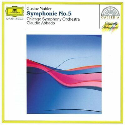 Mahler: Symphony No.5 -  CD AAVG The Cheap Fast Free Post The Cheap Fast Free