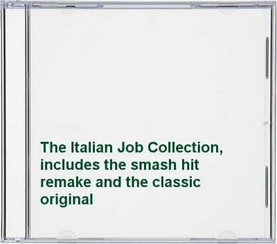 The Italian Job Collection, includes the smash hit remake and the... - DVD  XIVG