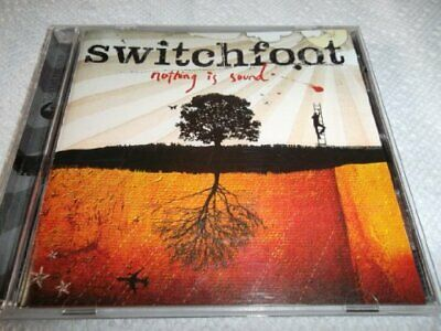 SWITCHFOOT - Nothing Is Sound - SWITCHFOOT CD W6VG The Cheap Fast Free Post The
