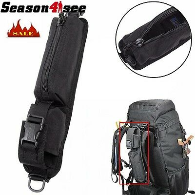 Outdoor 1000D Utility Tactical Molle Strap Pouch Bag for Backpack Shoulder Strap