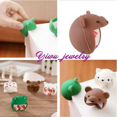 New Animal Head Desk Table Corner Edge Protection Cover Baby Safety Protector YZ