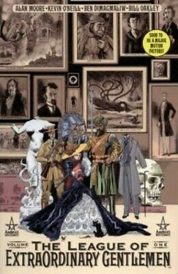 The League of Extraordinary Gentlemen by O'Neill, Kevin Paperback Book The Cheap