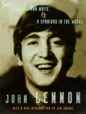 In His Own Write & A Spaniard in the Works by Lennon, John Paperback Book The