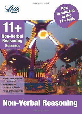 Letts 11+ Success - Non-Verbal Reasoning: Complete Rev..., Moon, Sally Paperback
