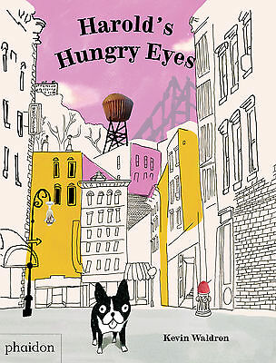 Kevin Waldron - Harold's Hungry Eyes