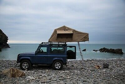 King Size 4 Man Expedition Roof Tent For 4X4S Vans & Motorhomes Family Tent