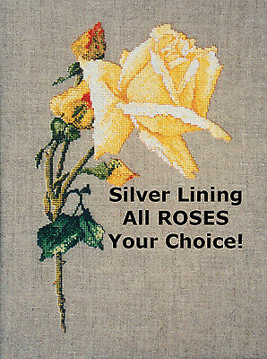 Silver Lining -  All ROSE Designs - Your Choice!