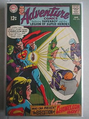 Adventure Comics (1938-2011) #376 VF+