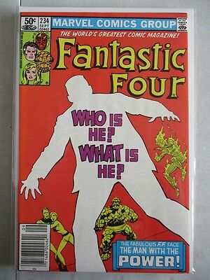 Fantastic Four Vol. 1 (1961-2012) #234 NM-
