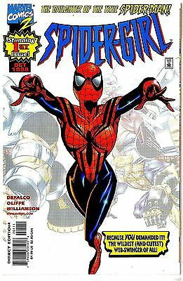 Spider-Girl No.1 / 1998 The Daughter of Spider-Man