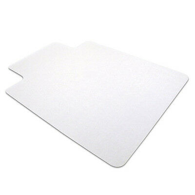 45 in. x 53 in. Frequent Use Medium Pile Chairmat (Clear) CM14233COM new