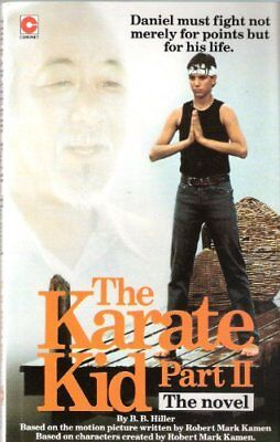 The Karate Kid, Part II: Novel (Knight Books) by Hiller, B.B. Paperback Book The