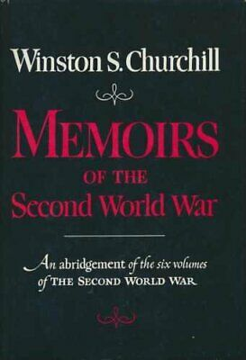 Memoirs of the Second World War: An Abridgement of the ... by Churchill, Winston