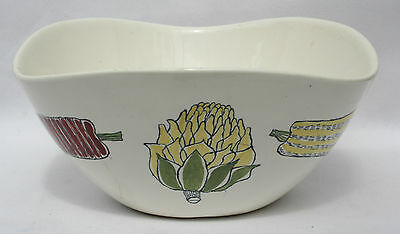 Midwinter Pottery Stylecraft Salad Ware by Bowl Terence Conran Hand decorated