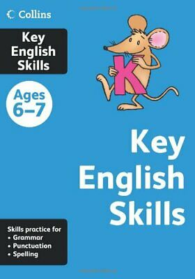 Key English Skills Age 6-7 (Collins Practice) Book The Cheap Fast Free Post