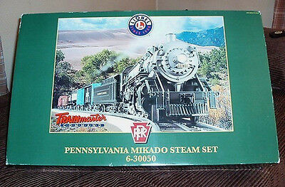 BOX ONLY Lionel O27 Pennsylvania Mikado Steam Set  BOX ONLY Excellent Condition