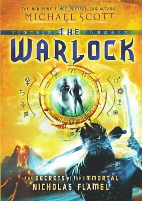 The Warlock: Book 5 (The Secrets of the Immortal ... by Scott, Michael Paperback