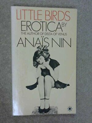 Little Birds, Nin, Anais Paperback Book The Cheap Fast Free Post