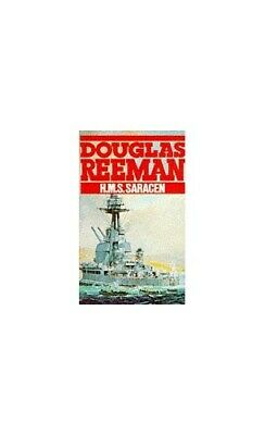 H.M.S Saracen by Reeman, Douglas Paperback Book The Cheap Fast Free Post