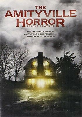 The Amityville Horror Triple Feature [New DVD] 3 Pack, Widescreen