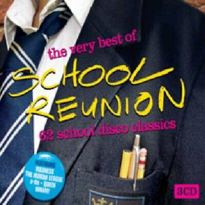 Various Artists - The Very Best Of School Reunion - Various Artists CD LYVG The