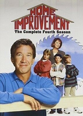 Home Improvement: The Complete Fourth Season [New DVD] Repackaged