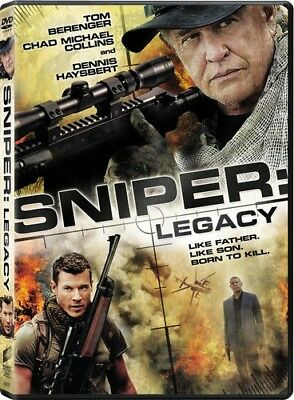 Sniper: Legacy [New DVD] Ac-3/Dolby Digital, Dolby, Subtitled, Widescreen