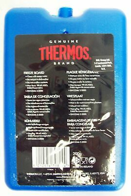 Thermos Freeze Board Ice Pack Small Ice Block Flat Travel Ice Box Pack 200g