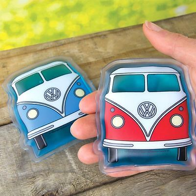 Official Volkswagen Campervan Hand Warmers - Set of 2 Reusable Hand Warmers