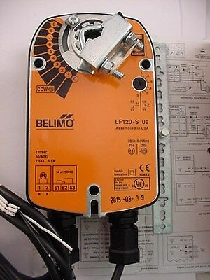 Belimo Actuator LF120-S US Ships the Same Day of the Purchase