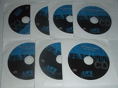 LIFE TRAINING Various Authors Courses LT 465 - 472 Personal Growth & Development