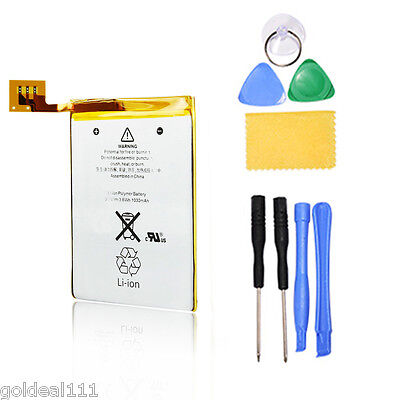 NEW Replacement Internal Battery for iPod Touch 5th Gen 5G + 8 Piece Tool Kit