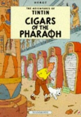 Cigars of the Pharaoh (The Adventures of Tintin) by Herge Paperback Book The