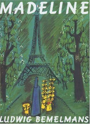 Madeline (Picture Books), Bemelmans, Ludwig Paperback Book The Cheap Fast Free