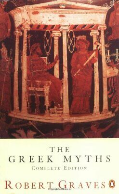 Greek Myths by Graves, Robert Paperback Book The Cheap Fast Free Post
