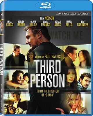 Third Person [New Blu-ray] Ac-3/Dolby Digital, Dolby, Widescreen