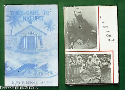 #ii.  Two  Pacific History  Resource  Books - New Guinea & New Britain