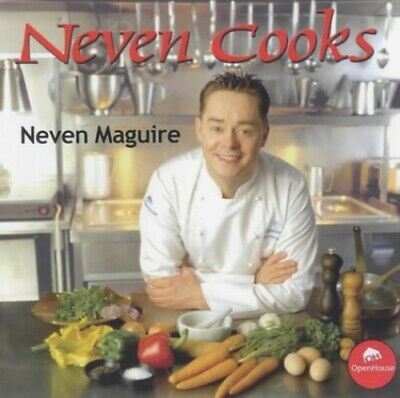Neven Cooks by Maguire, Neven Paperback Book The Cheap Fast Free Post