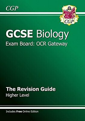 GCSE Biology OCR Gateway Revision Guide (with online e... by CGP Books Paperback